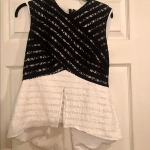 Bcbg top great condition used